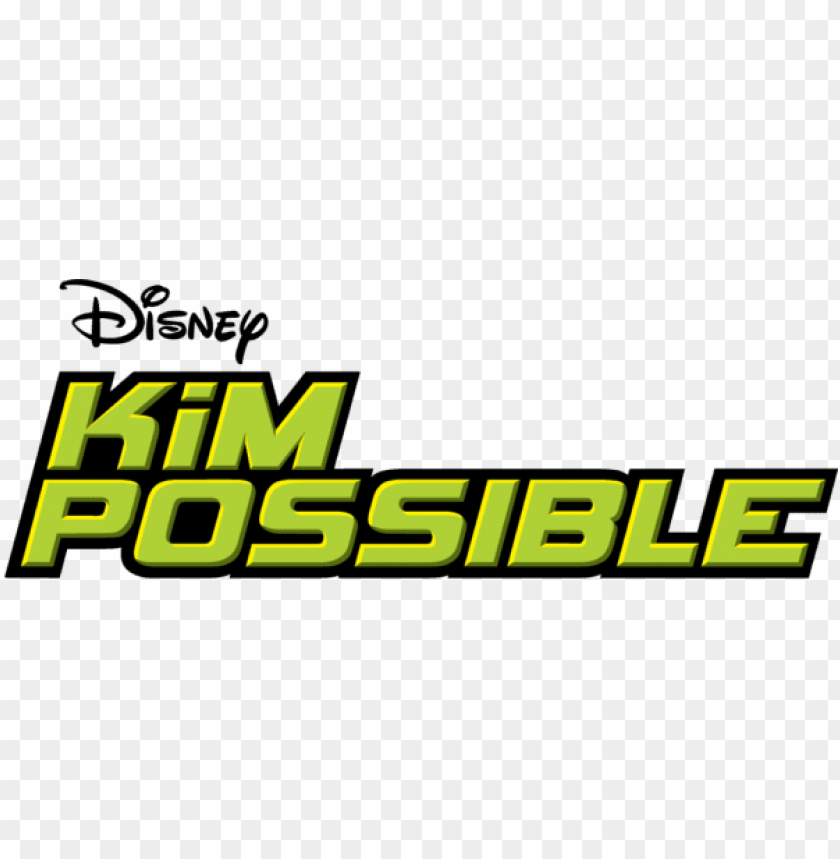 Download kim possible logo clipart png photo.