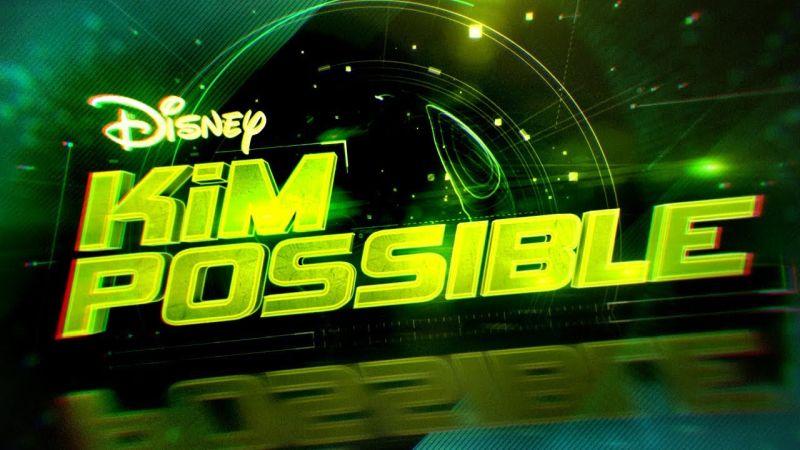Kim Possible Live Action Logo Fonts?.