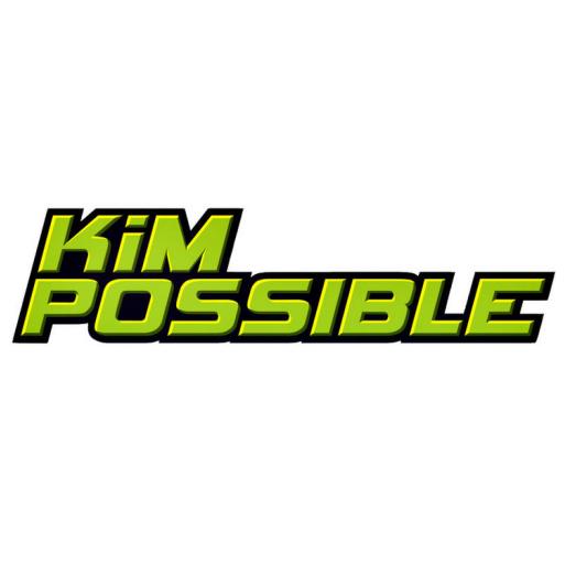 Kim Possible Font.