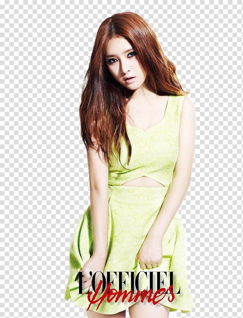 Kim So Eun transparent background PNG clipart.