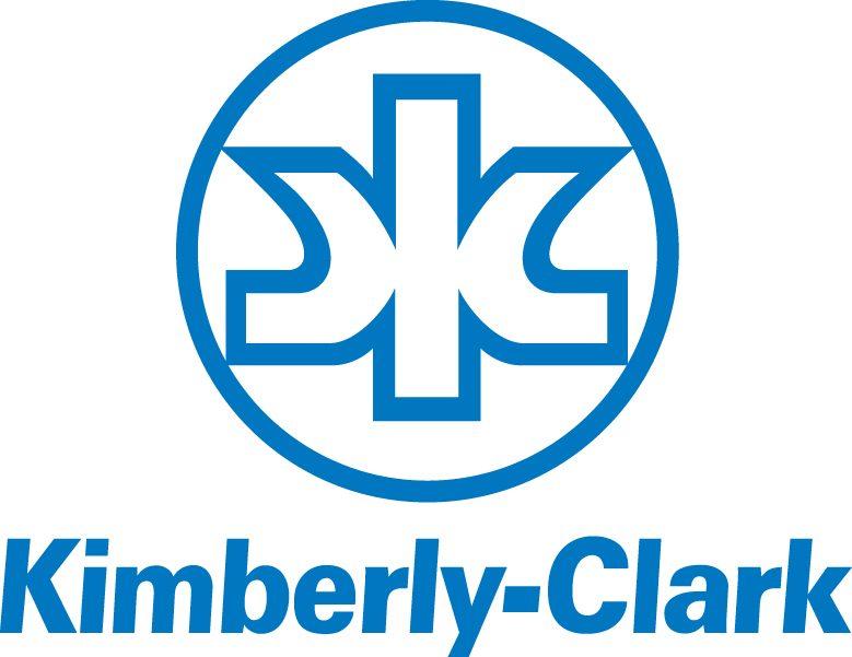 KIMBERLY CLARK LOGO.