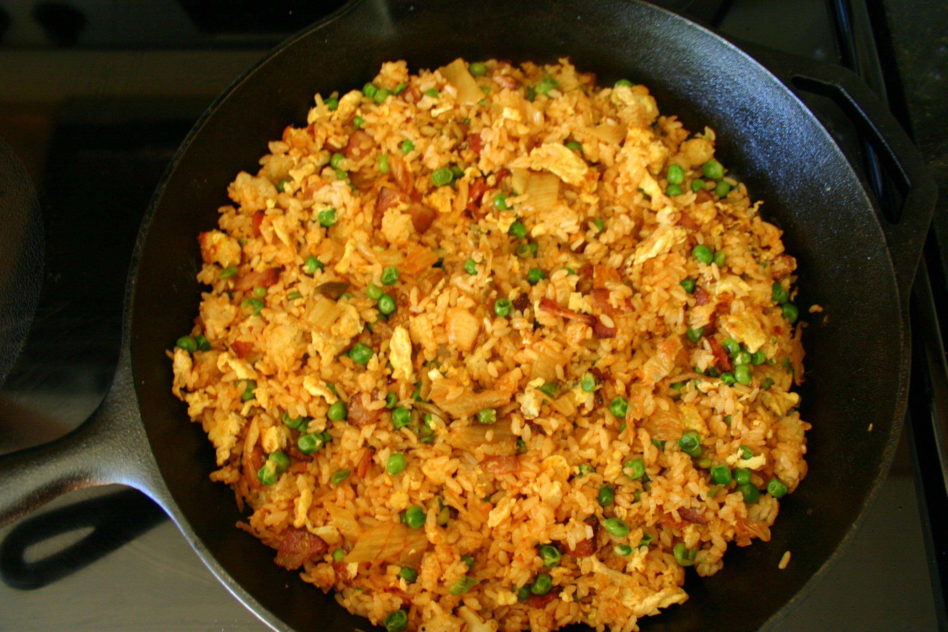 Egg Fried Rice Disease.