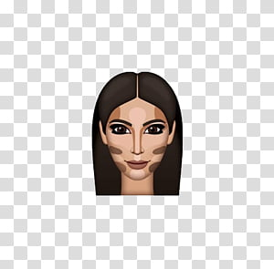 Kimoji transparent background PNG cliparts free download.