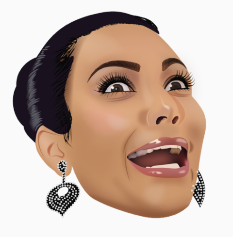 The New Kimoji Are Everything You've Ever Wanted.
