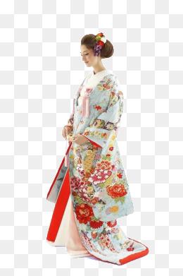 Kimono Dress PNG Transparent Kimono Dress.PNG Images..