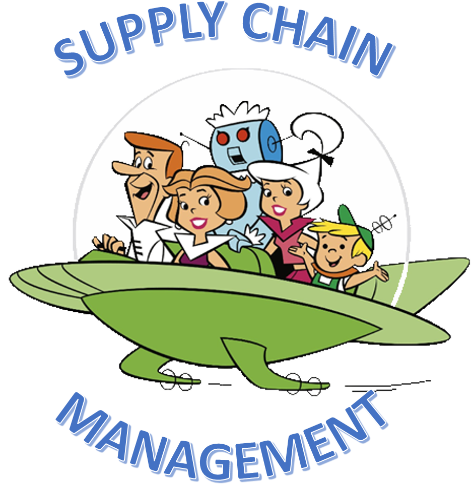 The Jetsons and Supply Chain Management.