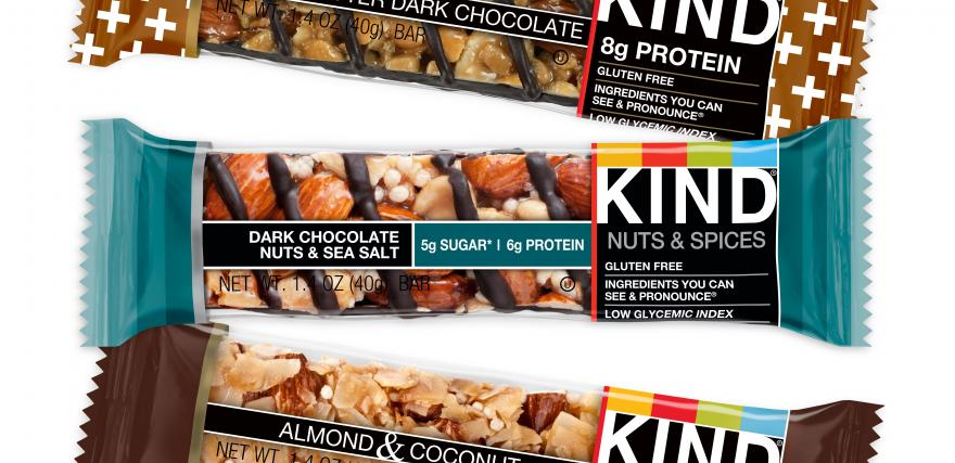 Top 10: KIND frozen bars, new Utz logo, Whole Foods c.