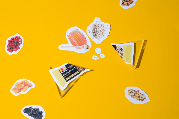 Why Kind Bar is feuding with Clif Bar—and pushing the FDA to.