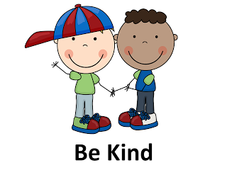 Images of being kind clipart.