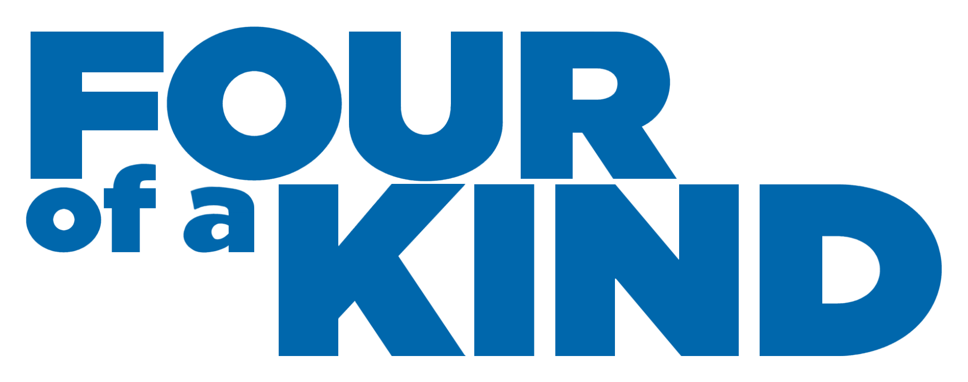 File:Four of a Kind logo.png.