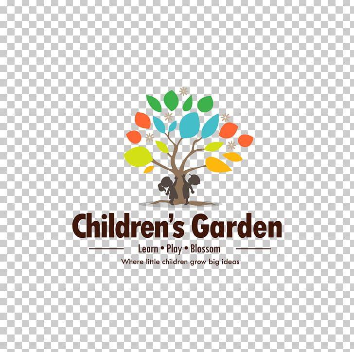 Kindergarten Logo Children\'s Garden Preschool Pre.