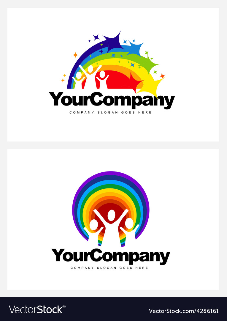 Kindergarten Logo Design.