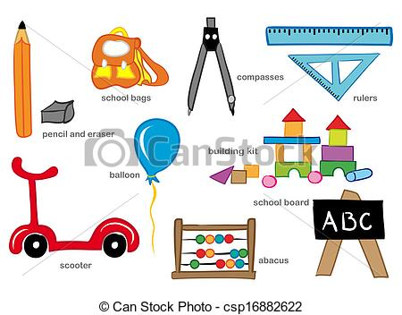 Kindergarten toys Clipart Vector Graphics. 2,746 Kindergarten toys.