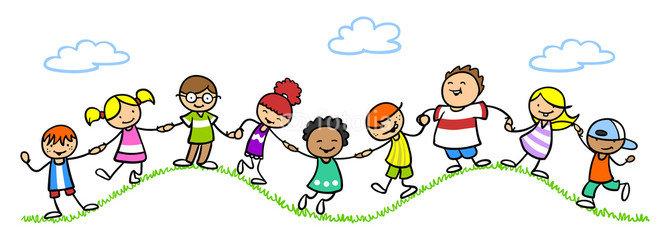 Kindergarten Erzieherin Clipart.