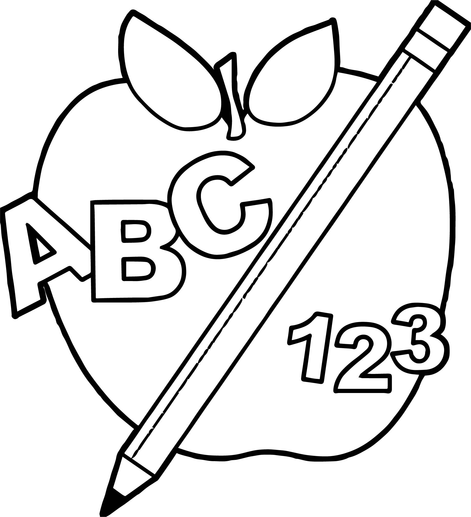 Coloring Pages: Print Coloring For Kindergarten Toddler Educations.