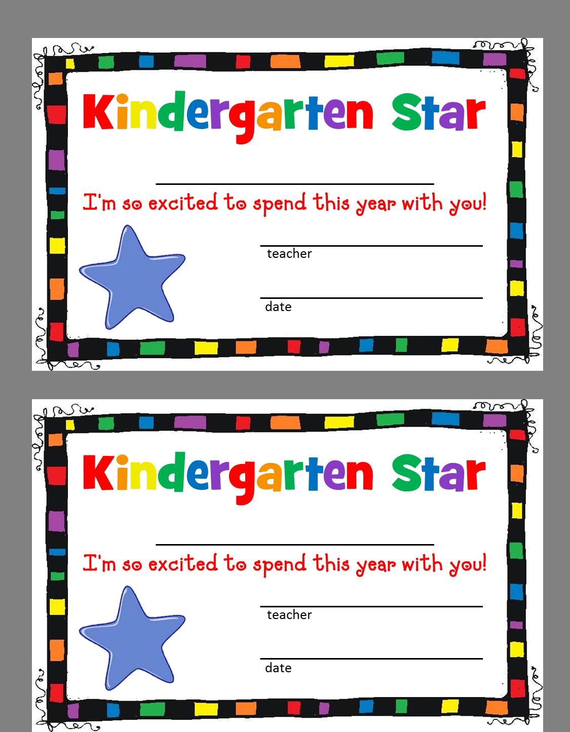 Preschool Border Clipart.