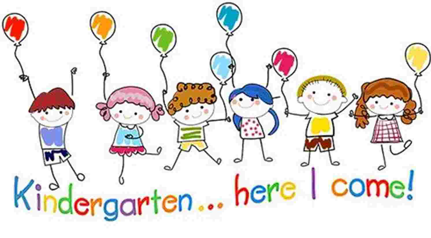 Cliparts Library: School Kindergarten Clipart 74 Free.