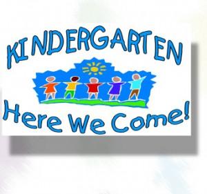 Kindergarten Transition.