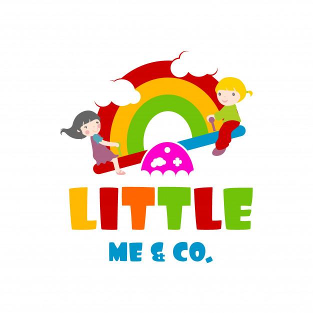 Kindergarten logo Vector.
