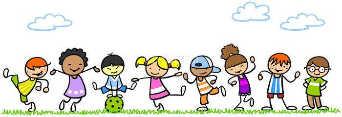 Kindergarten Bilder Clipart.