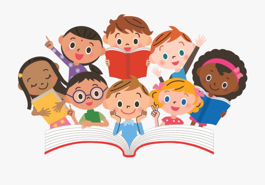 Students Clipart Kindergarten.