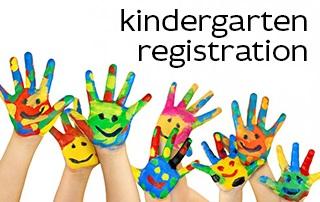 Kindergarten Registration Clipart.