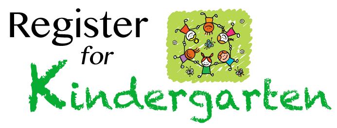 Kindergarten Registration.