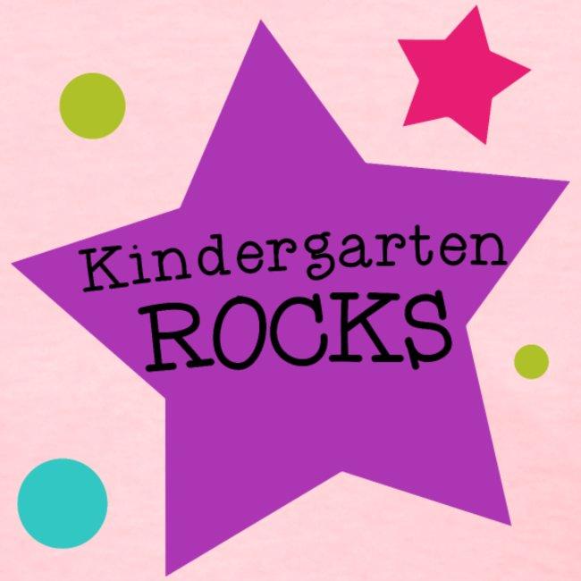 Kindergarten Rocks.