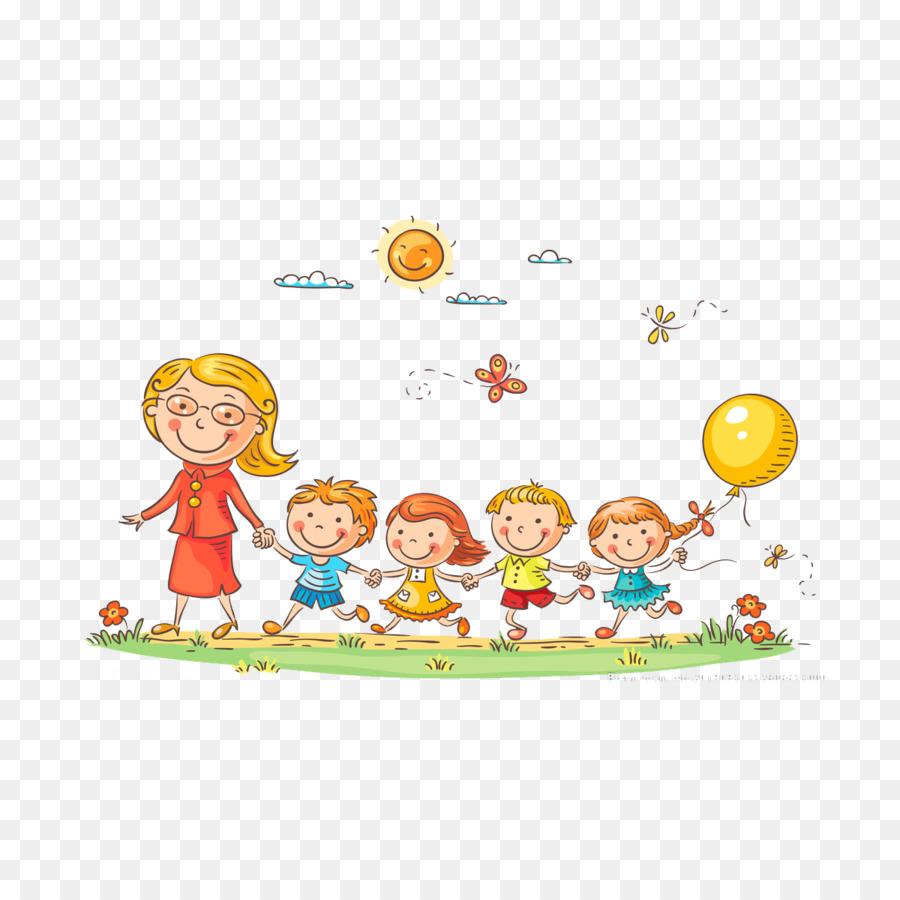 Preschool Cartoon png download.