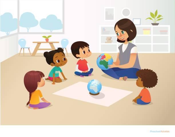 Kindergarten teacher clipart 2 » Clipart Portal.
