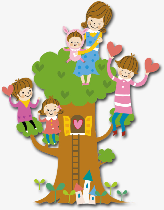 Kindergarten Teacher Child Png Vector El #113019.