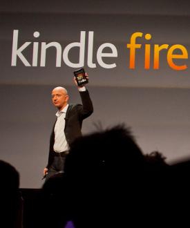 Tutorial to Unbrick Amazon Kindle Fire.