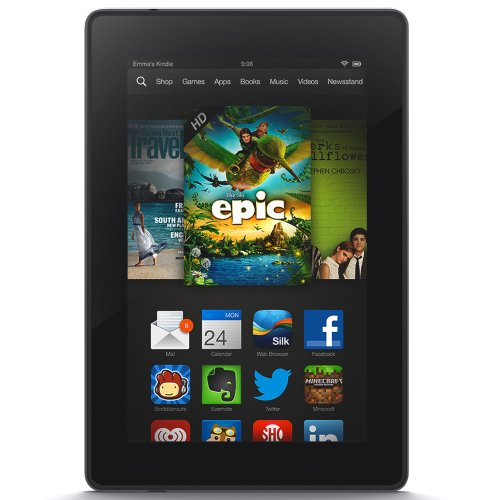 Kindle Fire Clipart.
