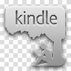Kindle Token Icon x, Kindle Token transparent background PNG.