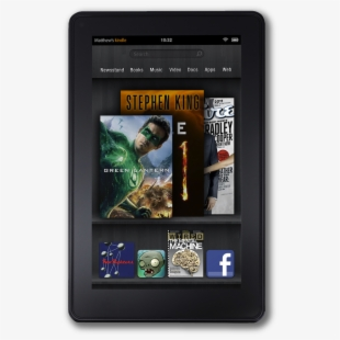 Png Kindle Logo Tra.