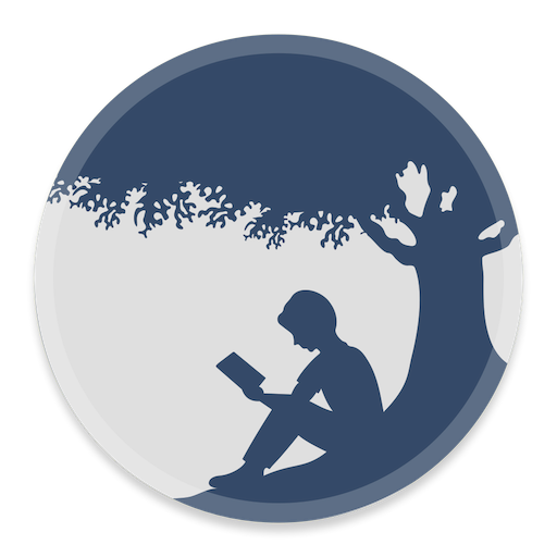 Amazon Kindle Icon.