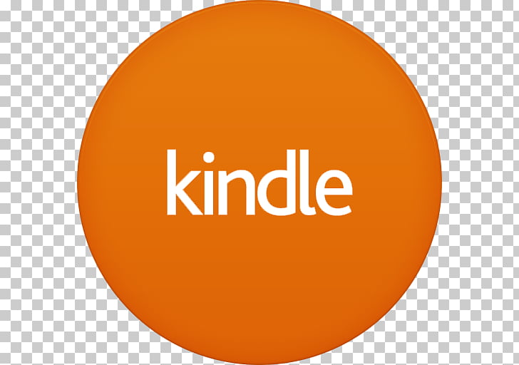 Text brand sphere, Kindle, Kindle logo PNG clipart.