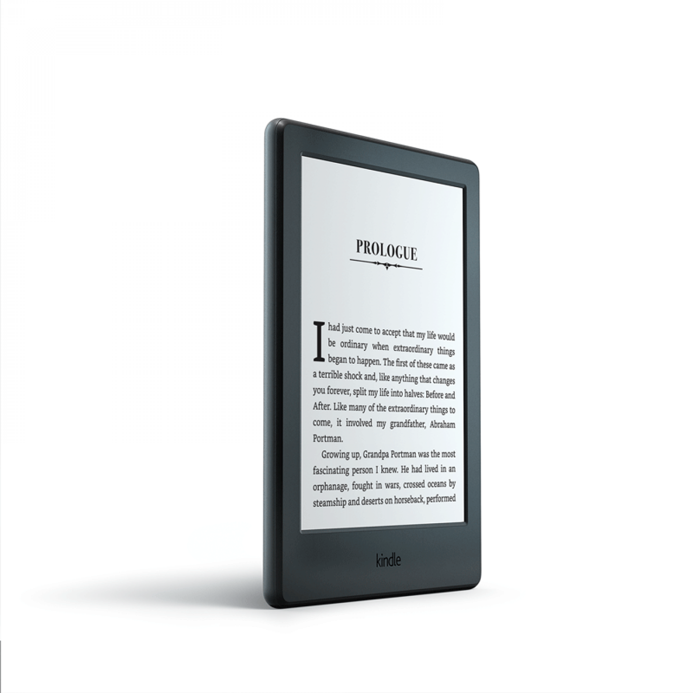 Kindle Touch Special Offers.