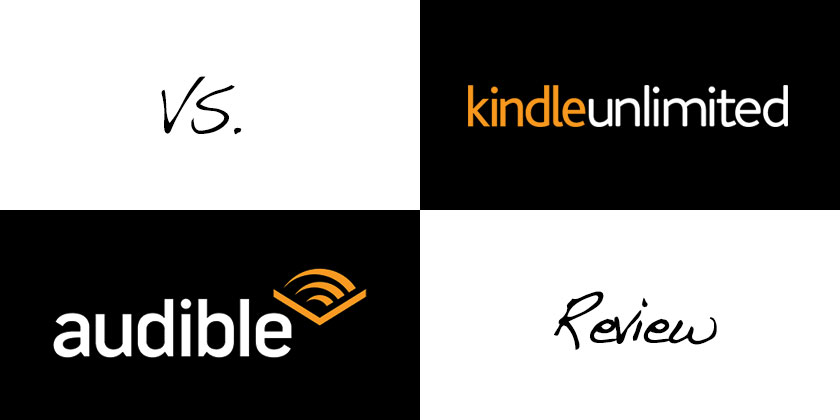 Audible vs Kindle Unlimited Review.