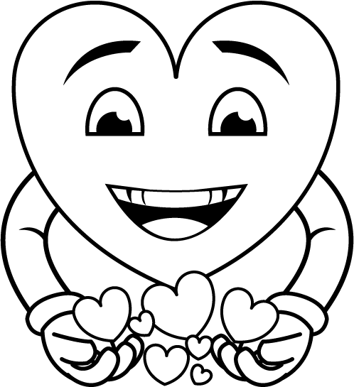 Kindness clipart black and white 2 » Clipart Station.