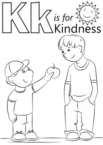 Kindness clipart black and white 4 » Clipart Station.