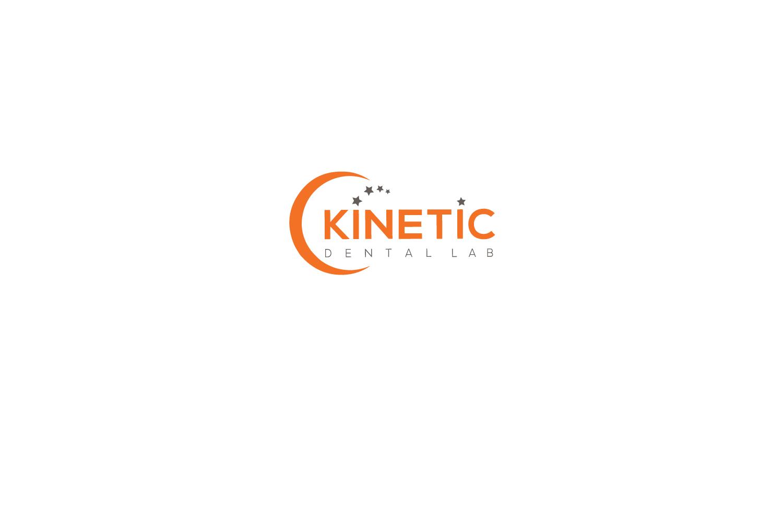 Bold, Modern, Dental Logo Design for Kinetic Dental Lab by.