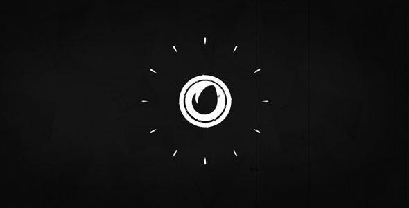 Kinetic Logo by mehmetakifozden.