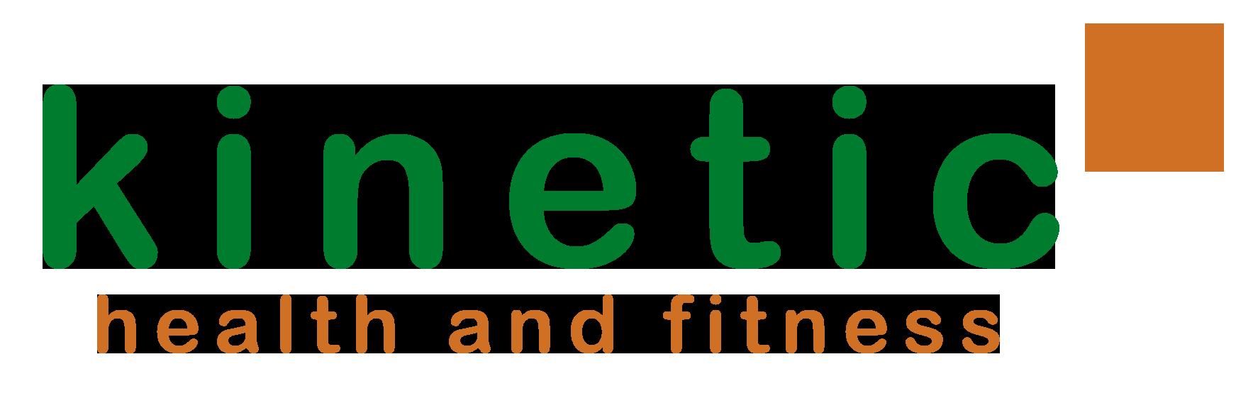 Kinetic logo.