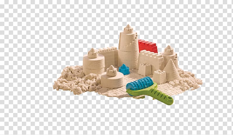 Kinetic Sand Magic sand Game Goliath Toys, sand castle.