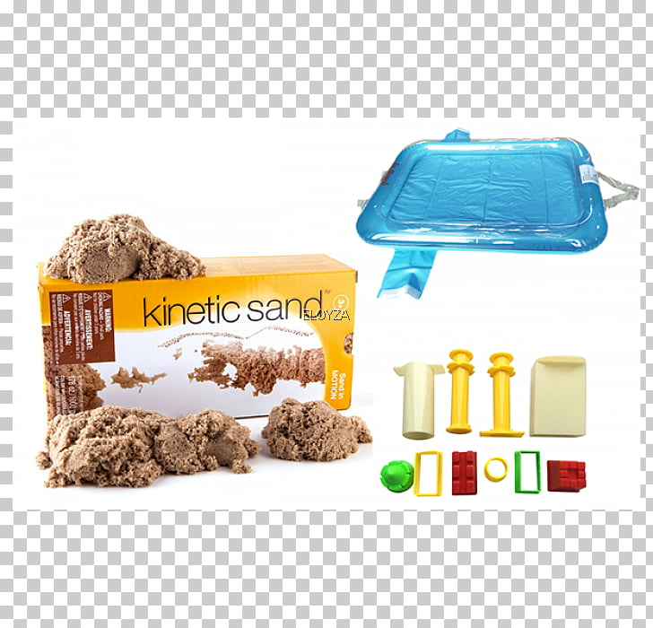 Kinetic Sand Magic sand Sand art and play Motion, sand PNG.