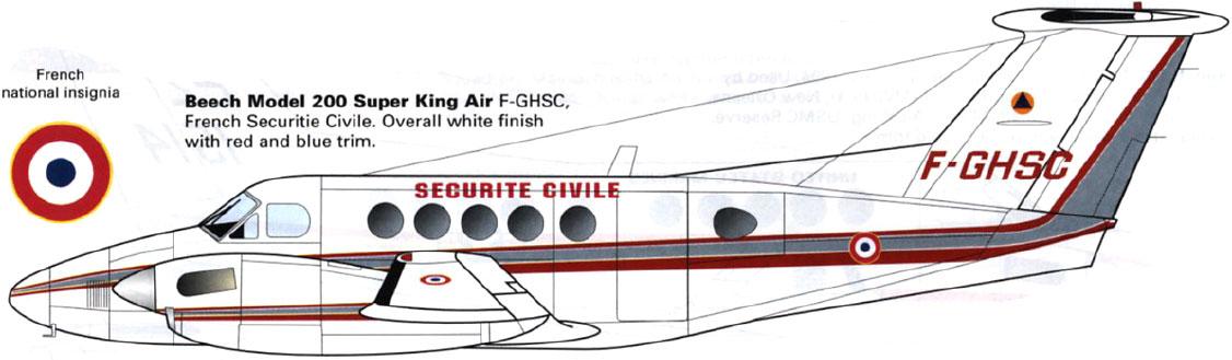 King Air Clipart