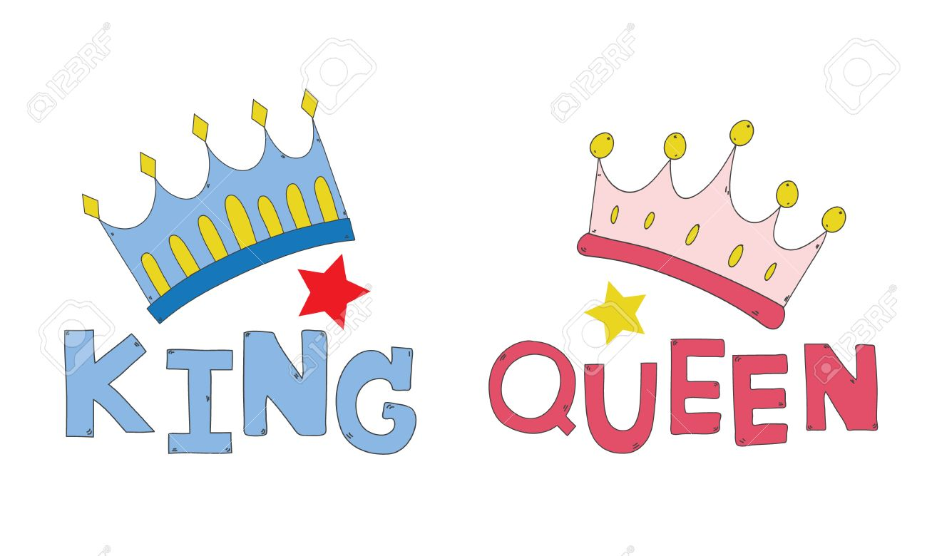 King and queen crown clipart 1 » Clipart Station.