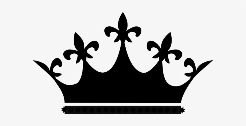 Black King Crown Png.