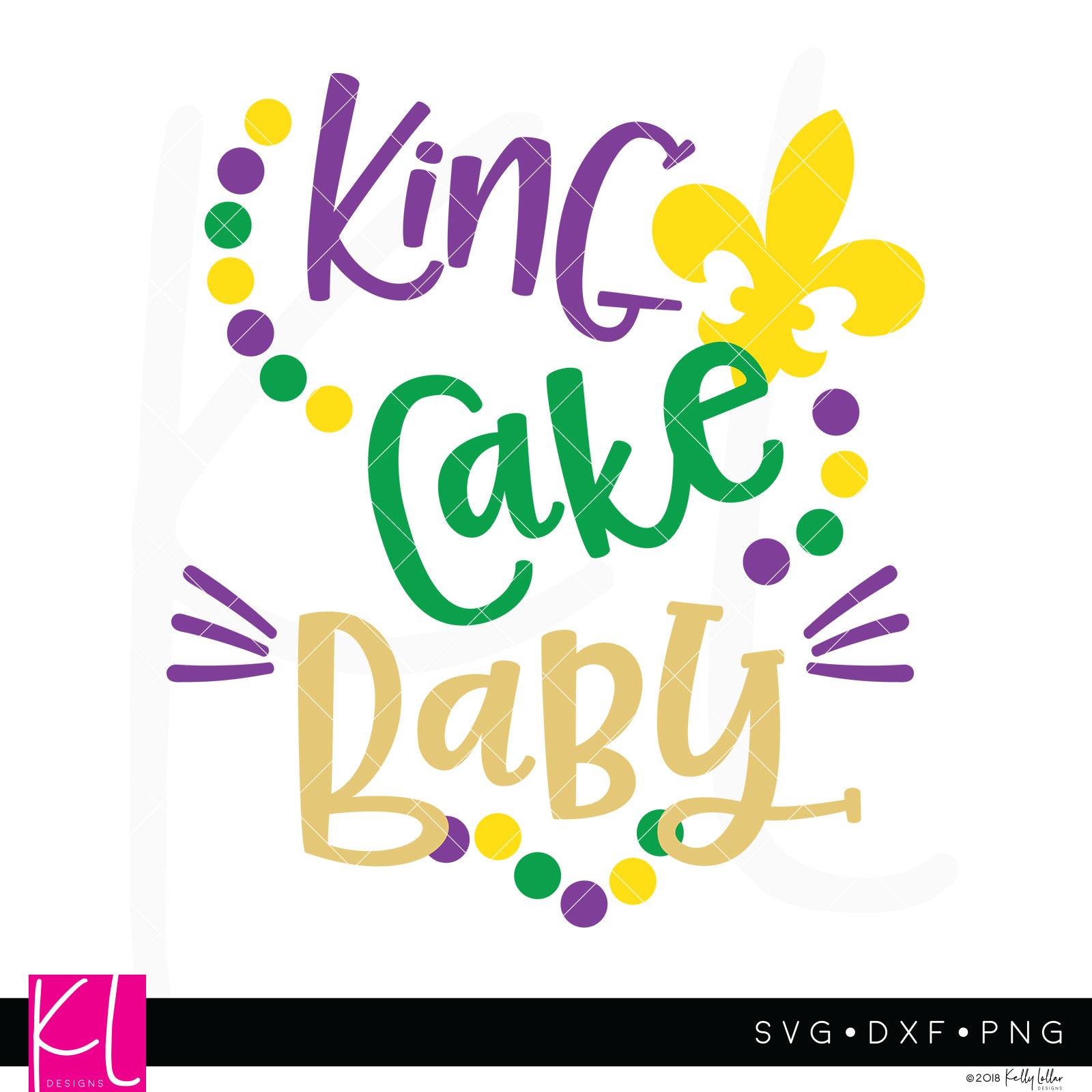 King Cake Baby.